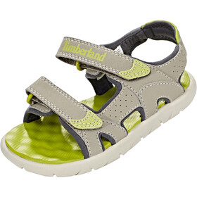 Timberland Perkins Row Sandales à 2 sangles Enfant, medium grey